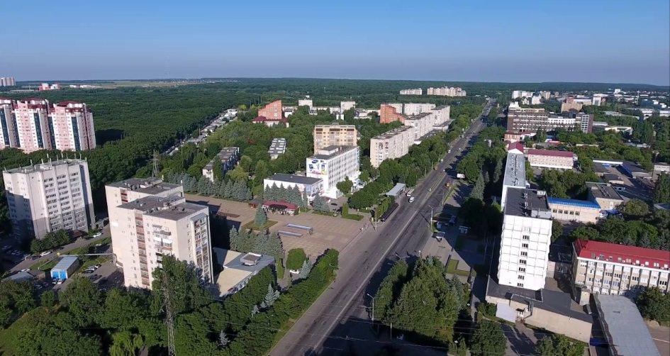 Расположение, Площадь 200 летия, центр, Ставрополь, улица, Ленина, Лермонтова, ЮСК