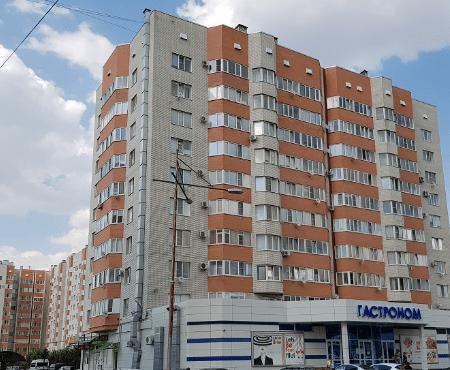 Многоэтажный жилой комплекс, Молодежный, улица Тухачевского, застройщик, Ставрополь