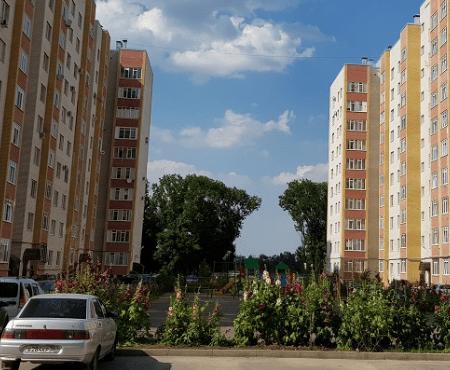 Жилой комплекс, Молодежный-4, улица Ерохина 27, застройщик, Ставрополь