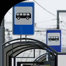 Остановка, автобус, автобусная остановка, транспорт, застройщик, ЖК Привилегия, Ставрополь